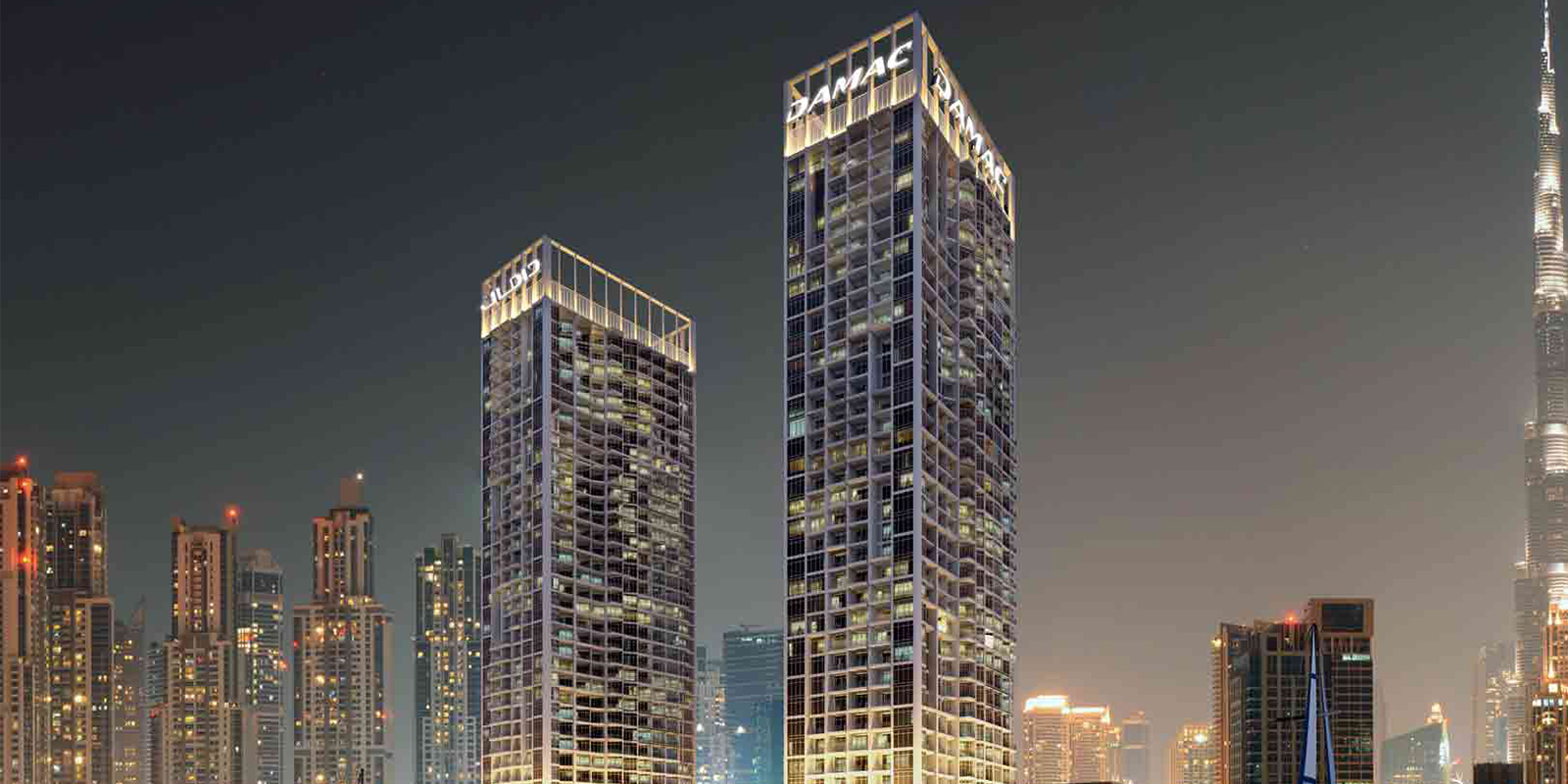 damac maison prive dubai